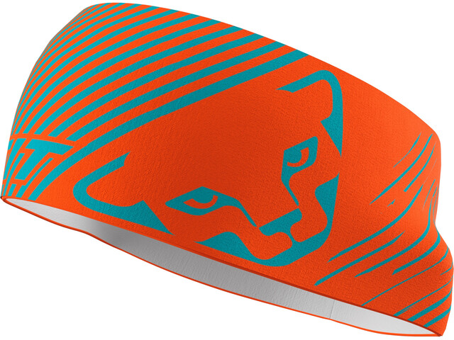 Dynafit Graphic Performance Hoofdband, oranje/turquoise